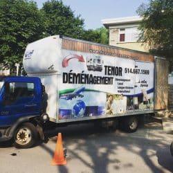 Déménagement local - Local moving service