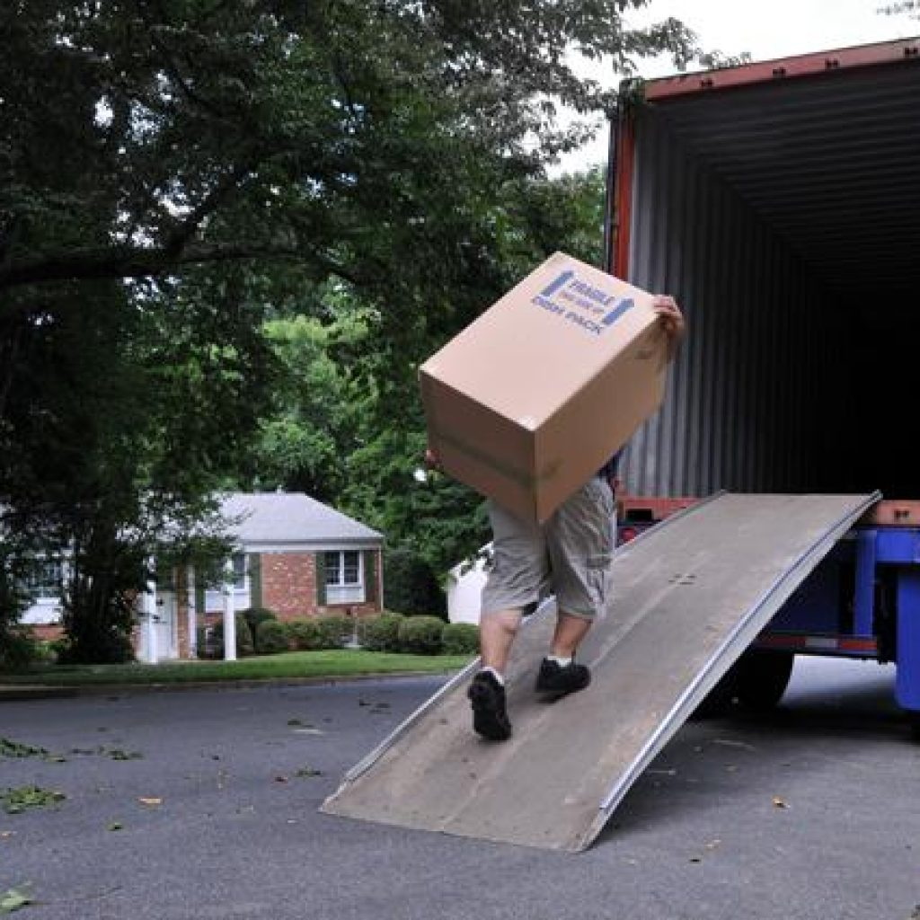 long distance moving service