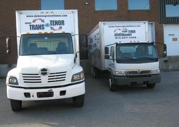 Déménagement commercial - Commercial moving service