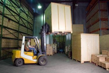 Services d'entreposage - Storage service